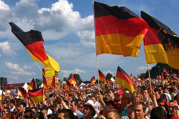 فرهنگ مردم آلمان