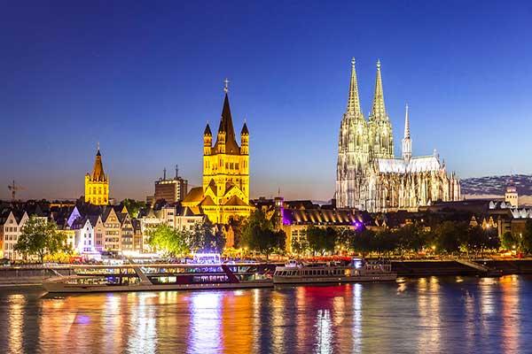 جاذبه های گردشگری آلمان