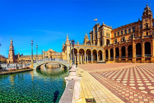 اقامت اسپانیا با سایرس