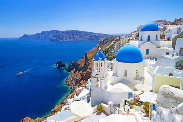 جزیره سانتورینی یونان