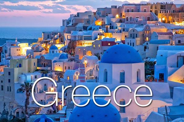 سرزمین یونان