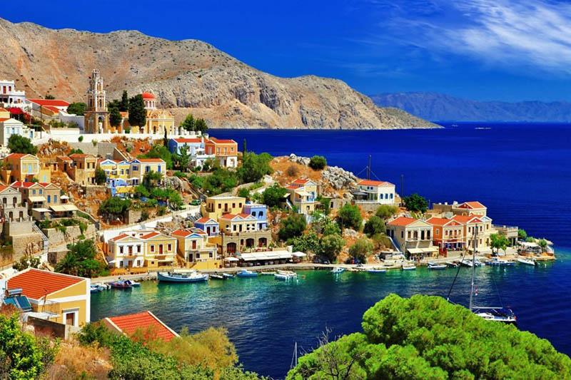 greece dodcanes مجموعه جزایر دودکانس