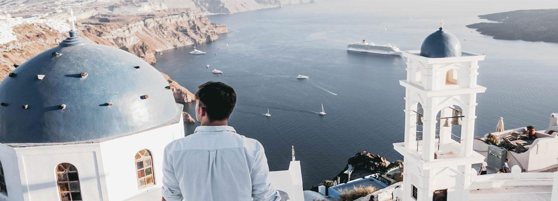 اقامت یونان از طریق تمکن مالی