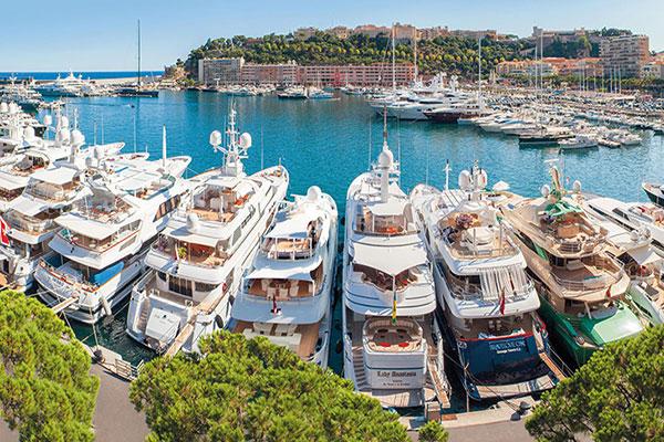اقامت موناکو از طریق تمکن مالی