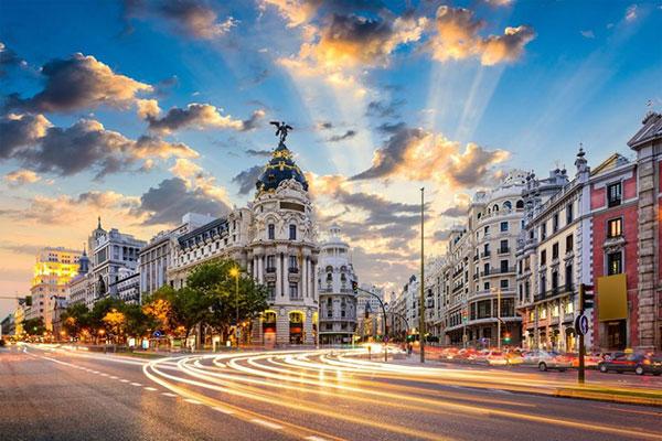 اقامت اسپانیا از طریق سرمایه گذاری