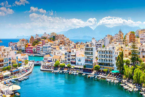 مراحل دریافت ویزای تمکن مالی یونان