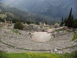 شهر دلفی یونان