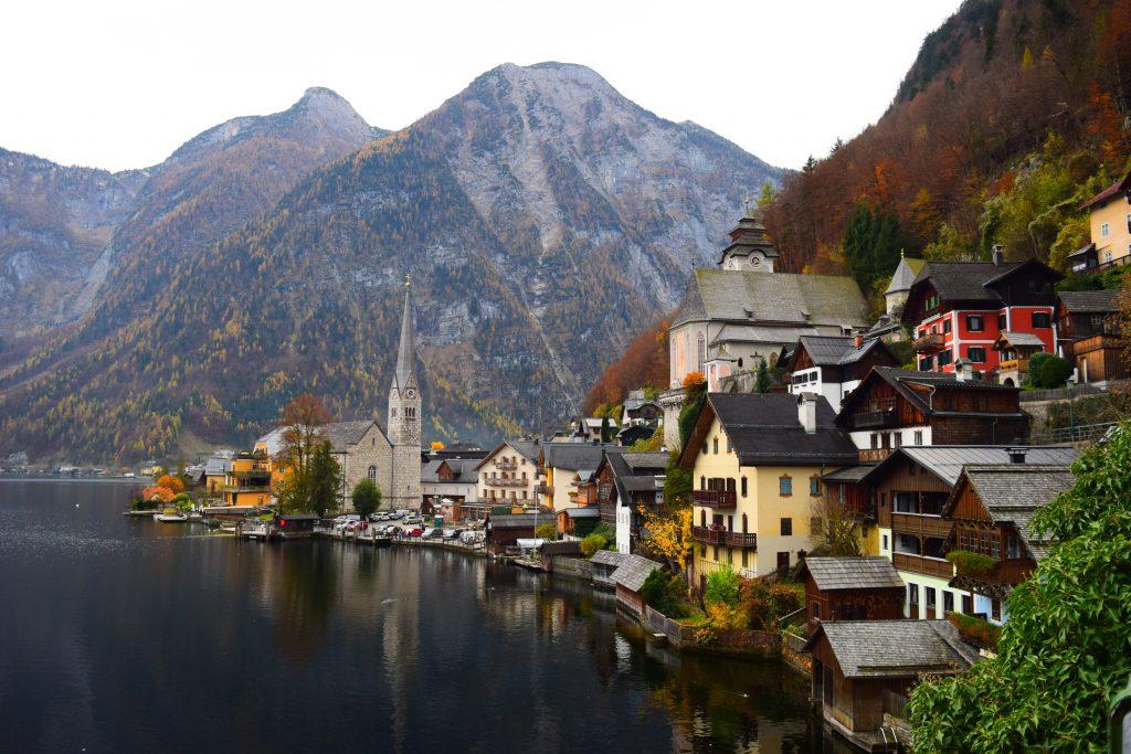 آشنایی با اتریش، قلب تفریحی اروپا