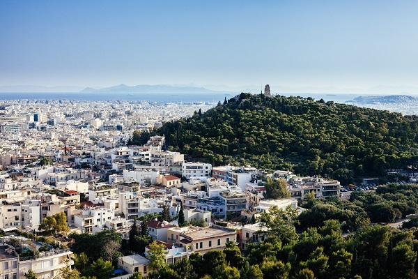 مهاجرت به اروپا از طریق یونان