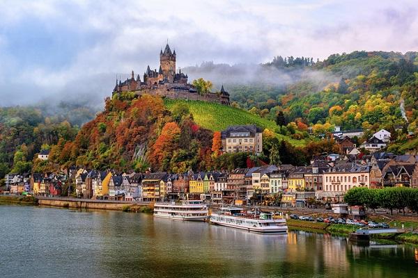 اقامت دائم آلمان و اروپا با اخذ کارت آبی
