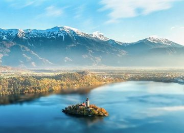 ساده ترین راه های دریافت اقامت اسلوونی