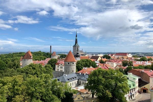 پیشرفت در زندگی با اقامت استونی