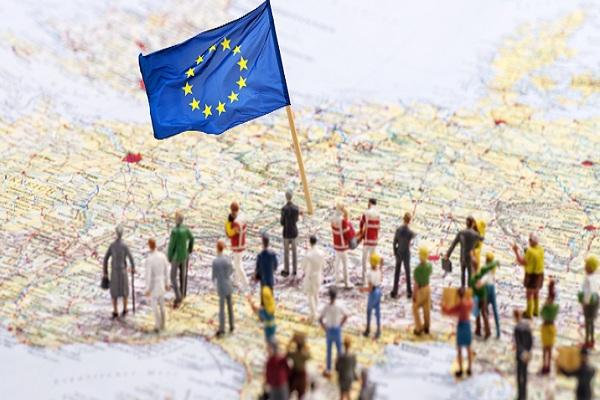 زندگی در اروپا از طریق trp