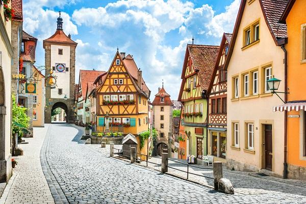 با سرمایهگذاری در آلمان زندگی کنید