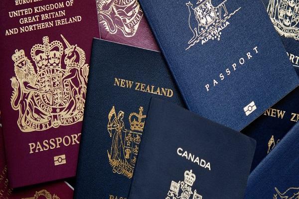 پاسپورت های معتبر برای ویزا