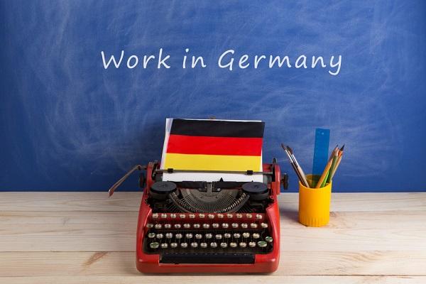 اخذ اقامت اروپا با کار در آلمان