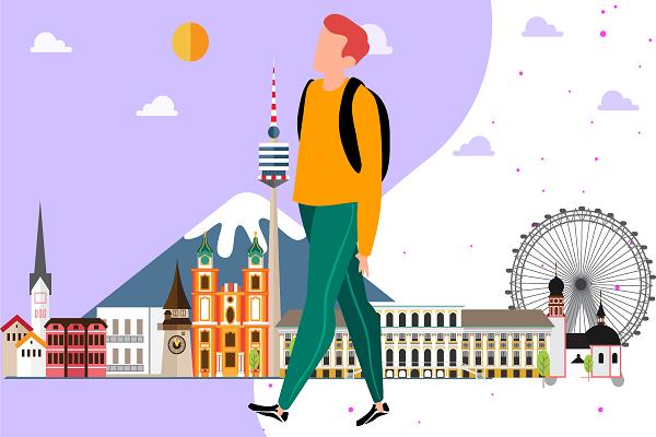 دریافت اقامت تحصیلی اتریش در کوتاه ترین زمان