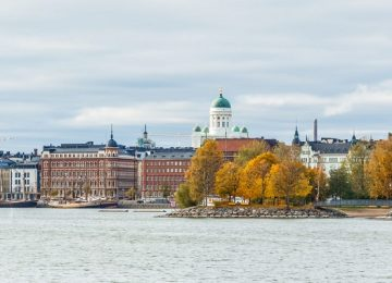 اخذ اقامت اروپا با سرمایه گذاری در فنلاند