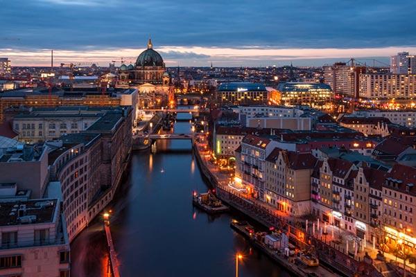 اخذ اقامت آلمان با ثبت شرکت