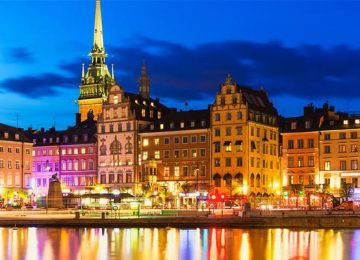 ویزای کار سوئد