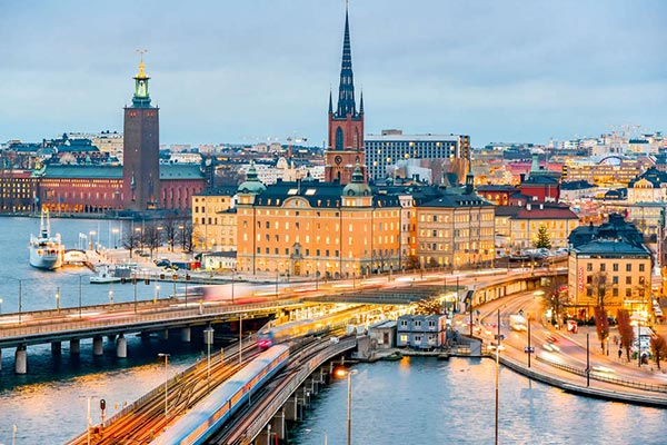 ویزای کاری سوئد