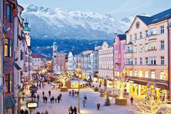 زندگی و اقامت در اتریش