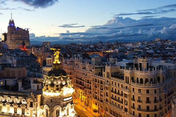تحصیل در کشور اسپانیا و دریافت ویزا در موسسه سایرس