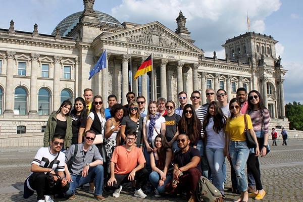دانشجویان آلمانی، تحصیل در رشته های برتر آلمان