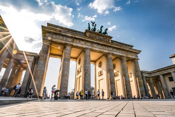 نمایی یکی از بهترین دانشگاه های آلمان