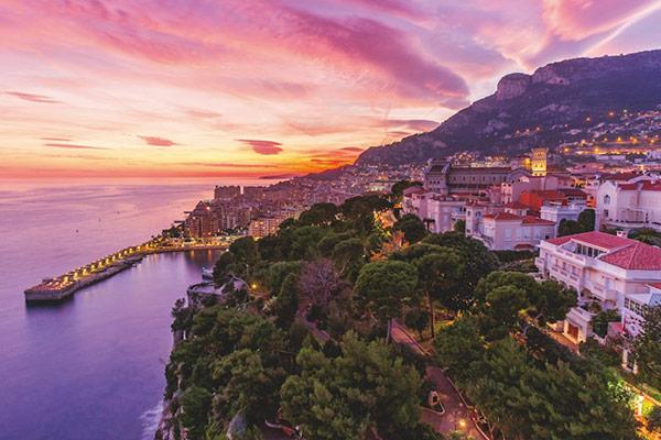موناکو بهشتی کوچک در قلب اروپا