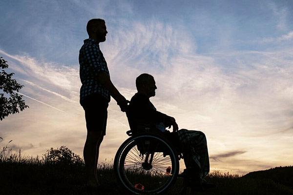 اقامت معلولین در المان